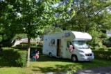 Pitch - Comfort Package : 1 car -  tent, caravan or camping-car +  electricity 6A/16A - Camping Les Chevaliers de Malte