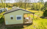 Rental - cottage 2 bedrooms  30m² - Camping Les Chevaliers de Malte