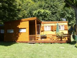 Chalet ro35 35 m² - 2 chambres.