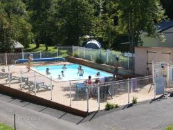 Beaches Camping L'ombrage - St Pierre Colamine