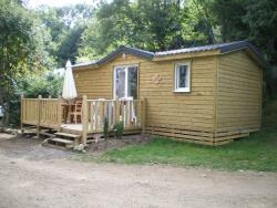 Wooden Mobile home 26m²