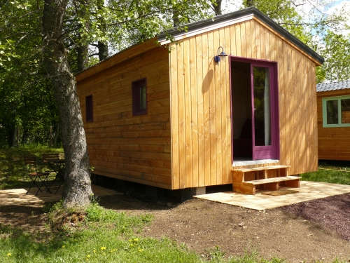 Chalet mobile 18m²