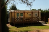 Rental - Mobilhome Watipi 2 bedrooms - Camping Le Clos Auroy