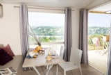 Rental - Mobilhome Loggia 2 bedrooms - Camping Le Clos Auroy