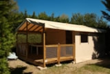Rental - Tent Ecolodge - Camping Le Clos Auroy