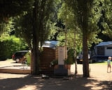 Pitch - Camping site with your own equipment - Camping Le Clos Auroy
