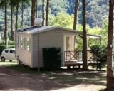 Rental - Mobile home Confort 25m² + sheltered terrace (2 bedrooms) - Flower Camping Le Belvédère