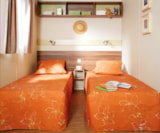 Rental - Mobile home Confort 30 m²  + Terrace (2 bedrooms) - Flower Camping Le Belvédère