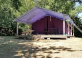 Rental - Tent-Free Flower Confort 37.3 M² With Terrace - Without Toilet Blocks - Flower Camping Le Belvédère