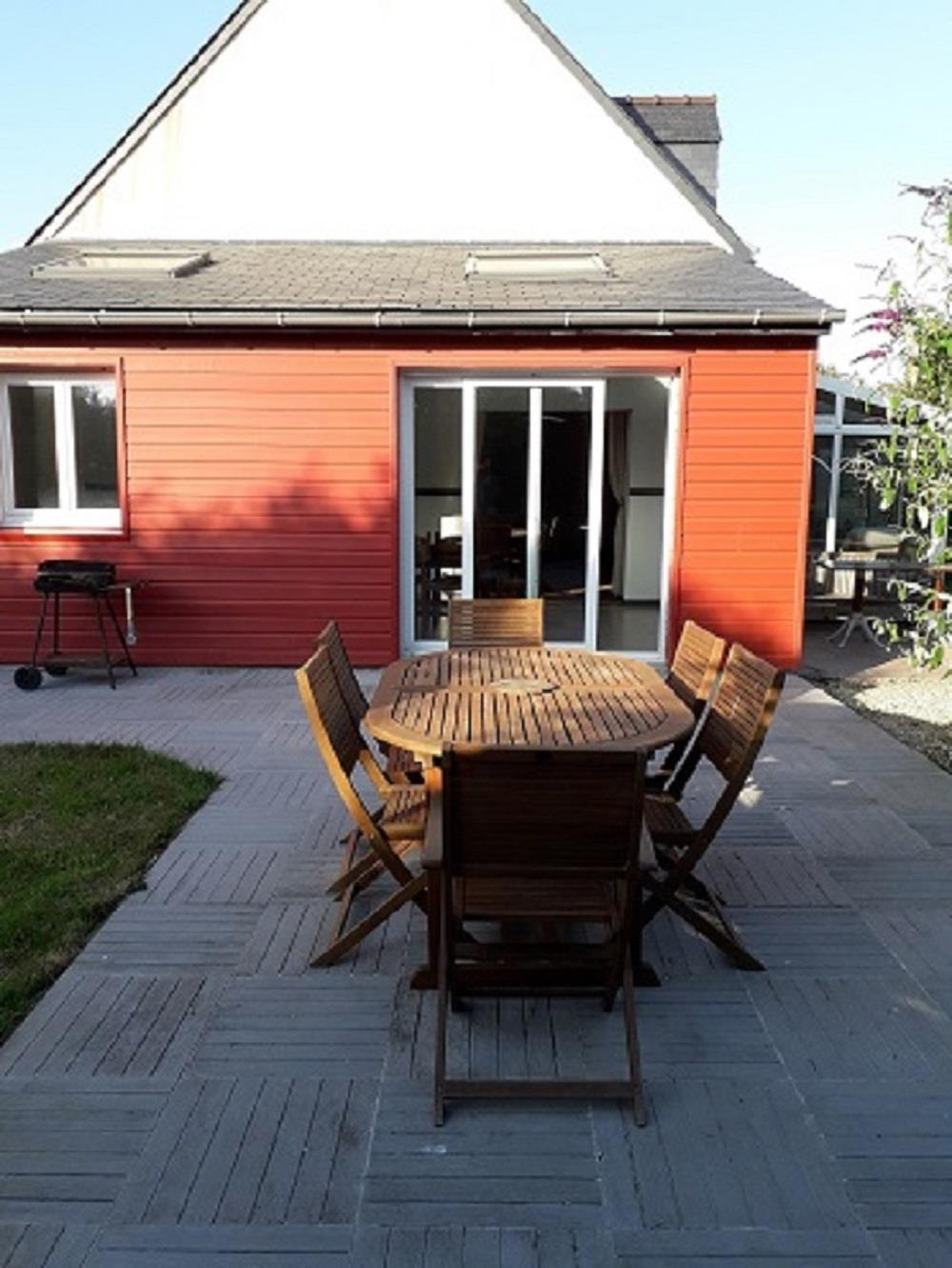 Location - Gîte 150M² - 5 Chambres - Camping Les Peupliers