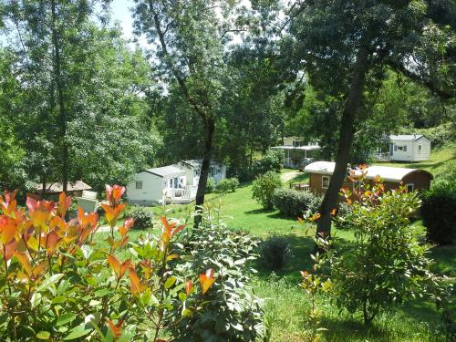 Camping Naturiste Les Aillos