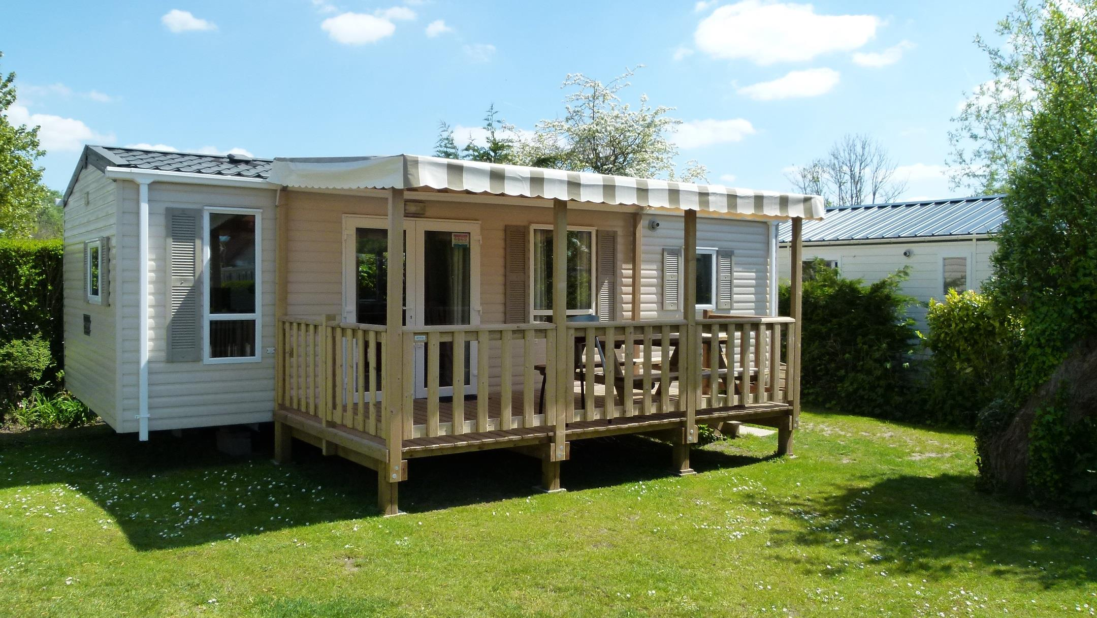 Mobil-home CARNABY Concertino 32m²