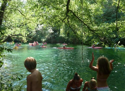 Camping vaucluse for Camping vaucluse piscine