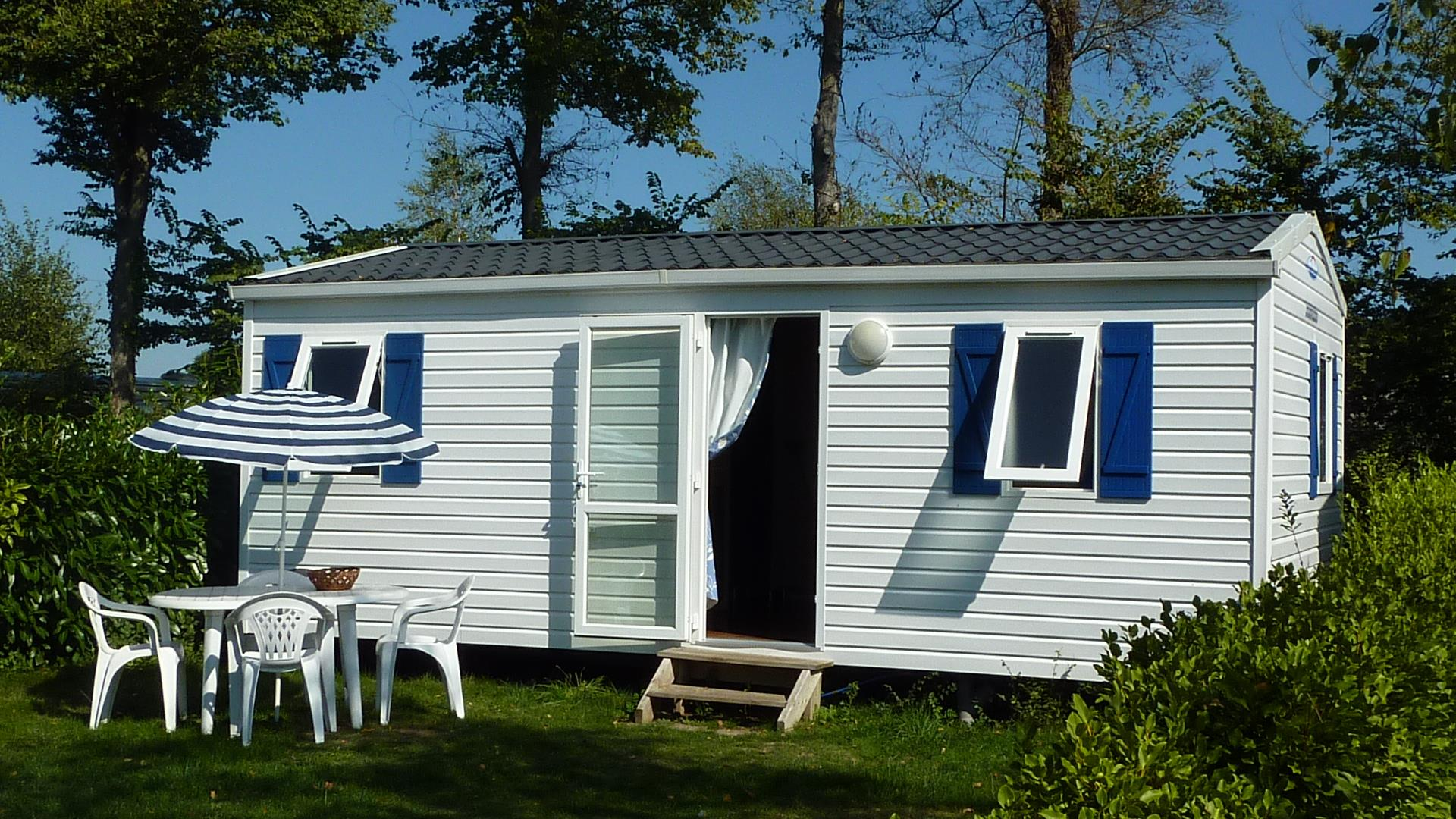 Mobil-home Domino 25m²