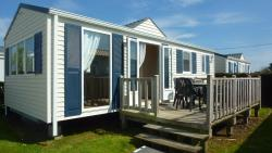 Mobil-home Panoramique Wooden tarrace 32m²