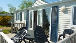 Mobil-home TAMARIS 3 bedrooms 32m² Wooden tarrace