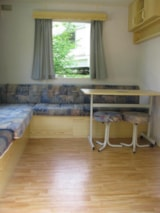 Huuraccommodaties - Stacaravan 25m² - 2 Kamers - Camping Le Gallo Romain
