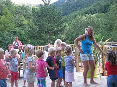 Camping Le Gallo Romain