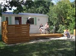 Accommodation - Chalet - Camping le Chambron