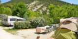 Pitch - Pitch + vehicle - Camping Les Terrasses Provençales