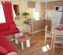 Mobile home SANTA FE 30m² / 2 bedrooms - terrace