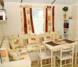 Mobil-home BERMUDES 3 chambres 30m²