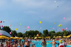 Entertainment organised Camping Villaggio Europa Silvella - San Felice Del Benaco