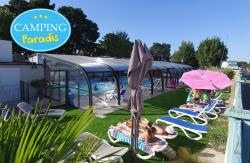 Camping Paradis Domaine Oyat