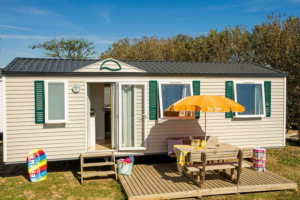 Accommodation - Mobil-Home Classic 3 Bedrooms - H6p3 - Tohapi Camping Les Vignes