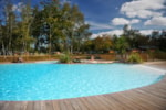 Camping De Bordeaux-Village Du Lac - Bruges