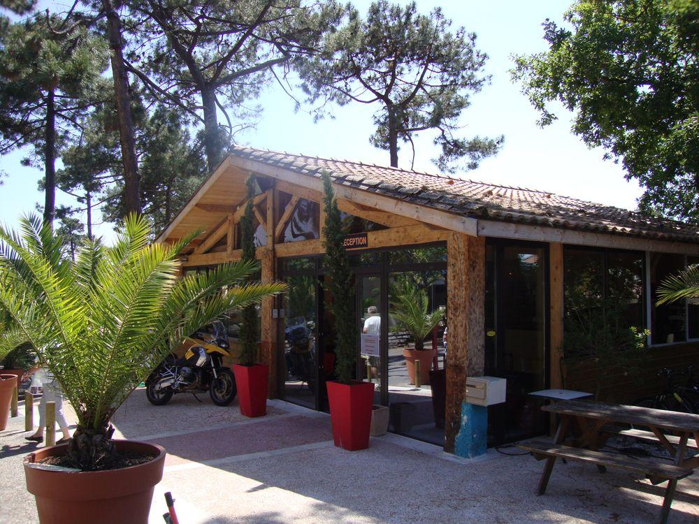 Establishment Camping Club d'Arcachon**** - ARCACHON