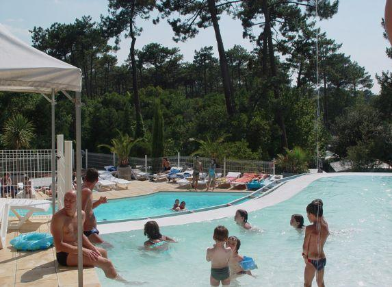 Bathing Camping Club d'Arcachon**** - ARCACHON