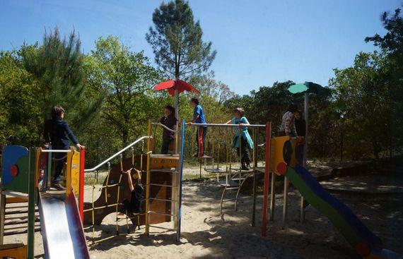 Leisure Activities Camping Club d'Arcachon**** - ARCACHON