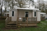 Rental - Mobile home Privilege 2 bedrooms - Camping Le Rochat-Belle-Isle