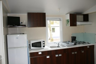 Mobile Home Trio 3 Bedrooms - Terrace