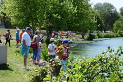 Entertainment organised Camping Le Rochat-Belle-Isle - Chateauroux
