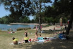 Services & amenities Camping Le Rochat-Belle-Isle - Chateauroux