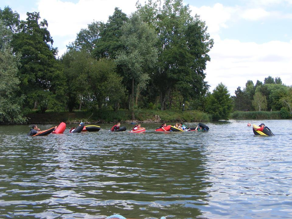 Deportes Camping Le Rochat-Belle-Isle - CHATEAUROUX