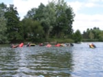 Sport activities Camping Le Rochat-Belle-Isle - Chateauroux