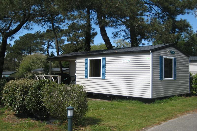 Location - Mobilhome O'phea 2 Chambres 29M² Avec Terrasse Intégrée - Camping Pen Palud