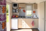 Rental - Mobile home SUPER ASTRIA 16.1m² (1 Bedroom) - Camping Le Marqueval
