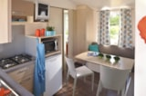 Rental - Mobile home SUPER VENUS 22.9m² (2 Bedrooms) - Camping Le Marqueval