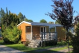 Rental - Mobile Home Loggia 25M² + Terrace (2 Bedrooms) - Camping Le Marqueval