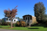 Rental - Gipsycar IRM 20.4m² (2 Bedrooms) - Camping Le Marqueval