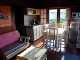 Rental - Bungalow INDONESIEN 25m² (2 Bedrooms) - Camping Le Marqueval