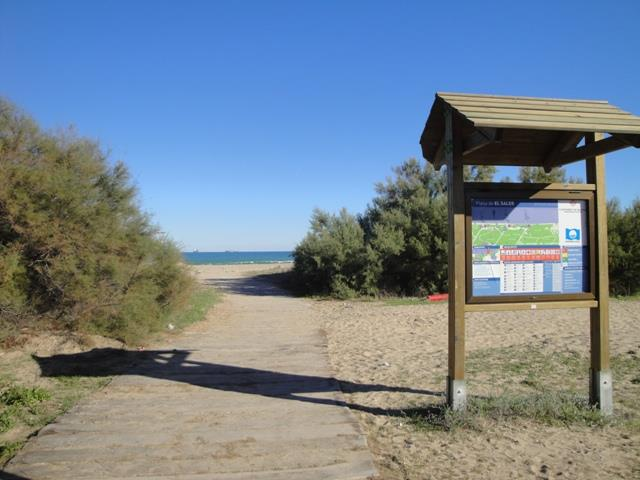Plages Camping Coll Vert - Pinedo