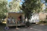 Rental - Marina 4 Pers. + Place Per 1 Car. Eco - Camping Clau Mar Jo
