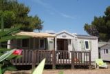 Rental - Texas 8 Pers. + Place Per 2 Cars Eco - Camping Clau Mar Jo