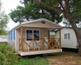 Rental - California 4 Pers. + Place Per 1 Car. Standard - Camping Clau Mar Jo