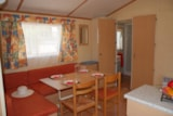Rental - COLORADO 6 pers. + place per 1 vehicle - Camping Lou Cantaïre